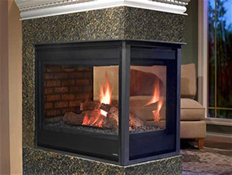 heatilator peninsula gas fireplace don s stove shop