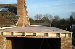 building a flat roof garage images