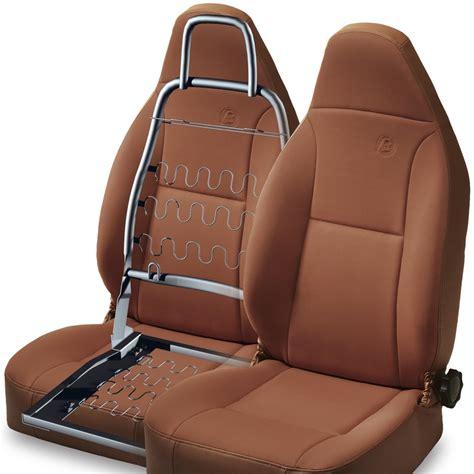 Bestop Jeep Seats Bestop Trailmax Ii Sport Vinyl Front Seat Black Bestop