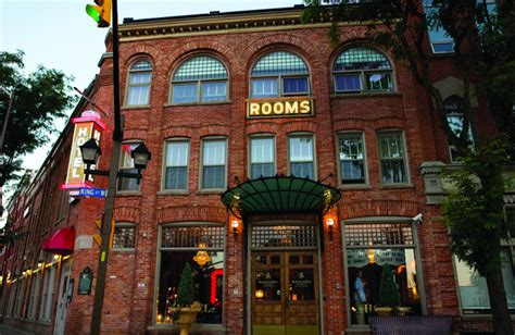 theme hotel canada themed boutique hotels in toronto ontario canada