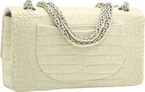 Chanel Forever Alligator by Exceptional Chanel Forever Flap Bag Sparkles In