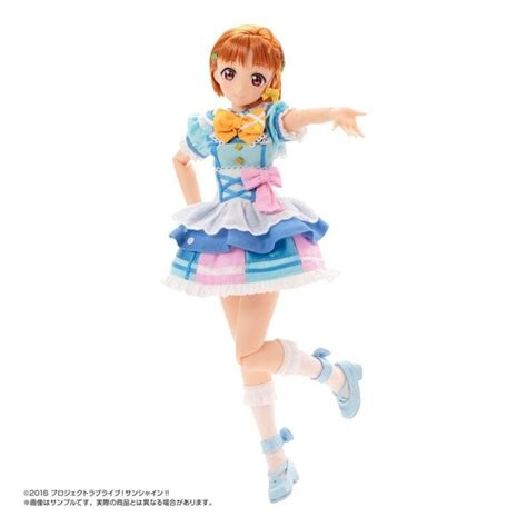 Kaos Live Aqours Takami Chika Print live neemo takami chika ltd ver big in japan