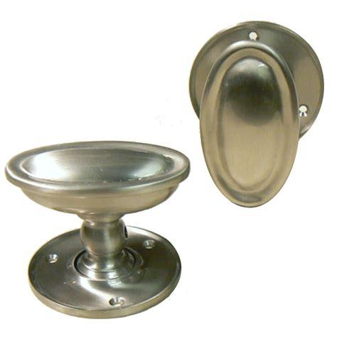 Brushed Nickel Door Hardware by Snobsknobs Edwardian Brushed Nickel Door Knobs Snobsknobs