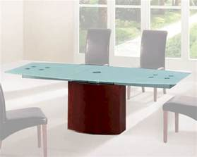 Frosted Glass Dining Tables Frosted Glass Top Dining Table European Design 33d362