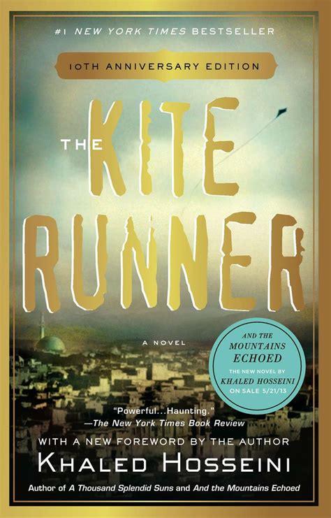 he books the kite runner books