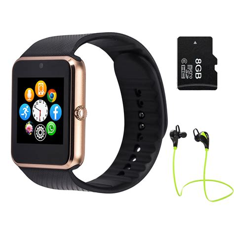 Smartwatch Bluetooth smartwatch bluetooth smart gt08 for iphone ios android windows phone wear clock connected