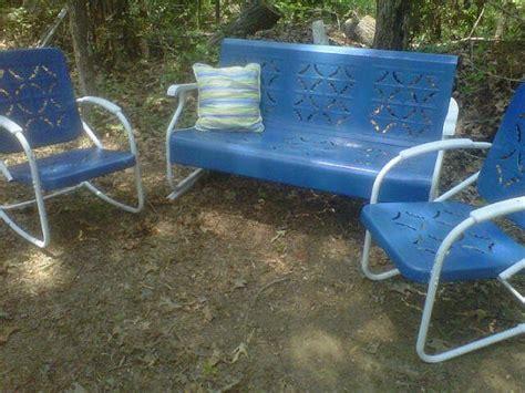 vintage lawn chairs toronto retro patio furniture sale vintage porch glider vintage