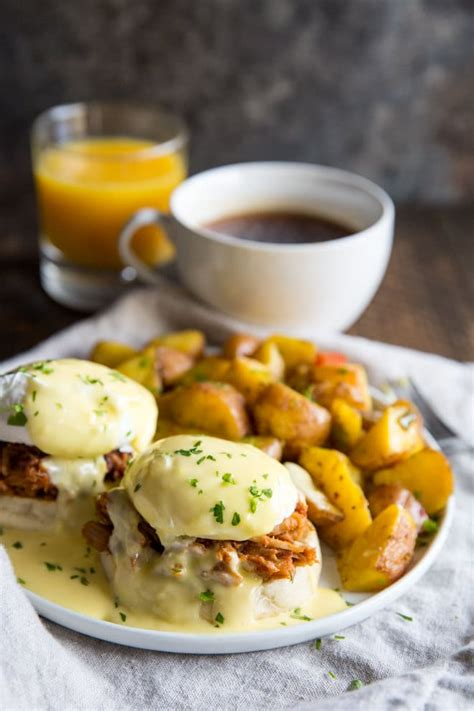 The Ultimate Eggs Benedict by Pulled Pork Eggs Benedict Culinary Hill
