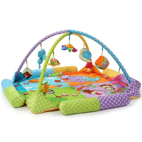 Mat For Babies by Soft Baby Play Mat Musical Toys For Baby Play Rug