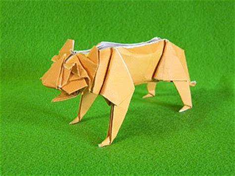 Tora Origami - おりがみ トラ