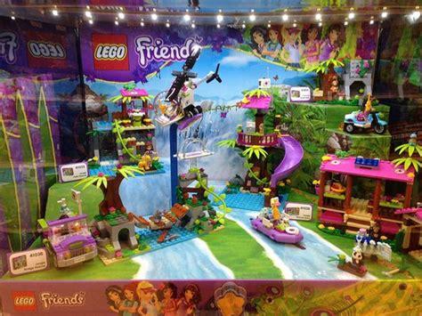 Sale Bricks Qsob 46002 Princess World The Mermaid lego friends set display at target lego shop park and