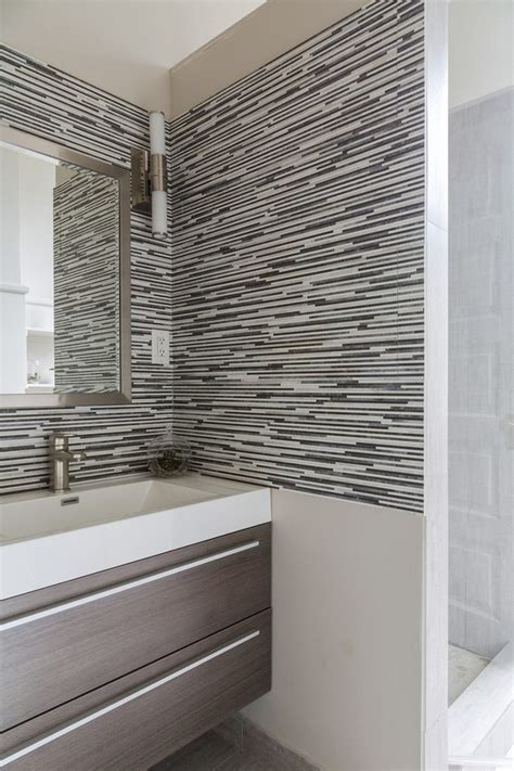 orleans grey shower tile modern bathroom bathroom