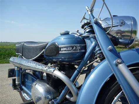 Suche Adler Motorrad by Adler M200 Motorrad In Idstein Oldtimer Klassiker