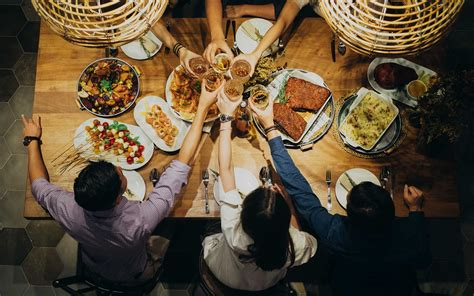 how to host a dinner how to host a dinner in singapore rice
