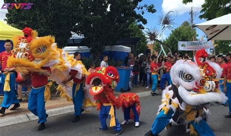 new year melbourne showgrounds lunar new year celebrations kick in st albans