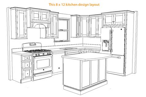 10x12 kitchen floor plans 10 kitchens 10 000