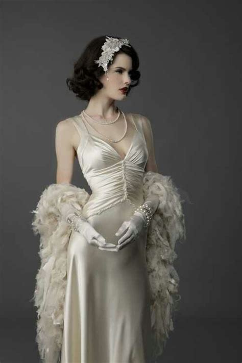 google the great gatsby dresses and hairstyles gatsby inspired 1920 s flapper hair for a wedding 1920 s