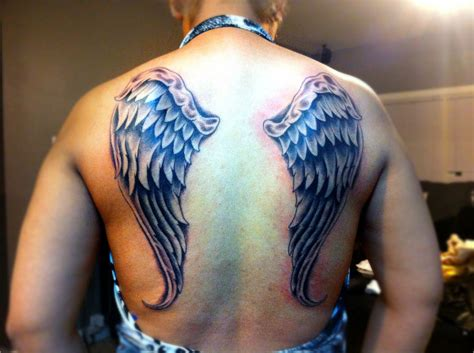 bustos tattoo 17 awesome wing tattoos free premium templates