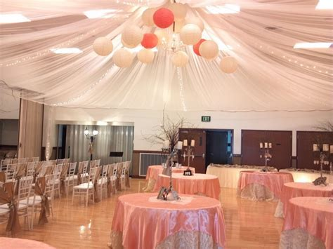 10 Elegant Cultural Hall Wedding Receptions (Photos