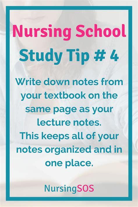 Nursing School Study Tips - 128 best nursing sos sheets images on