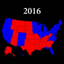 us election blue map election 2016 map on the app store on itunes
