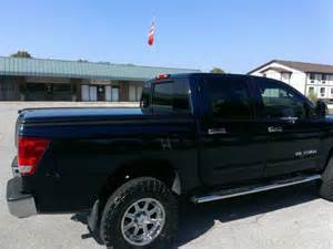Nissan Titan 6 Inch Lift Purchase Used 2007 Nissan Titan Le Crew Cab 4 Door
