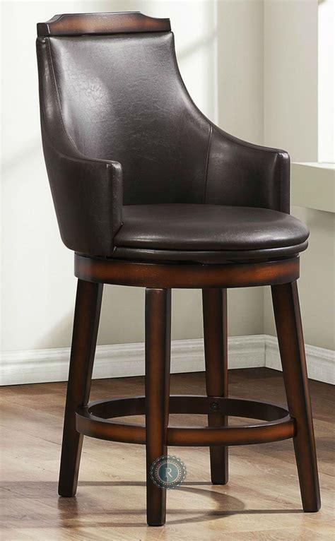 Bayshore Swivel Pub Height Chair From Homelegance 5447 Swivel Pub Chairs