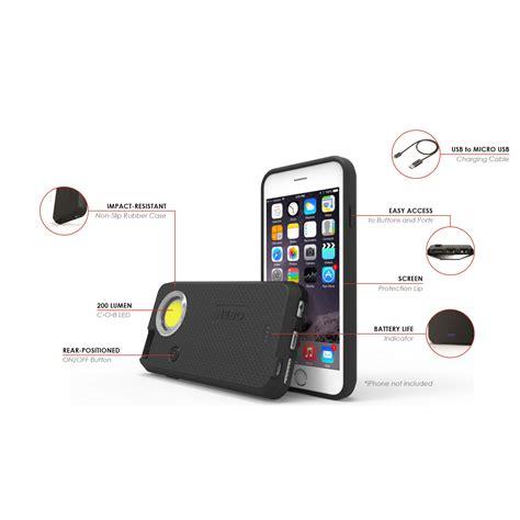 nebo 6347 casebrite iphone 6 6s with led flashlight kiesub electronics electronic