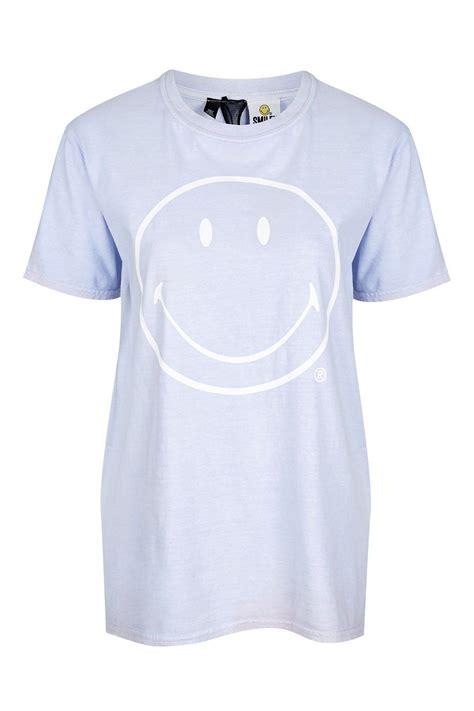 color changing t shirts smiley colour change t shirt by and finally topshop