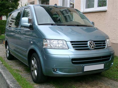 volkswagen front file vw t5 multivan front 20071002 jpg