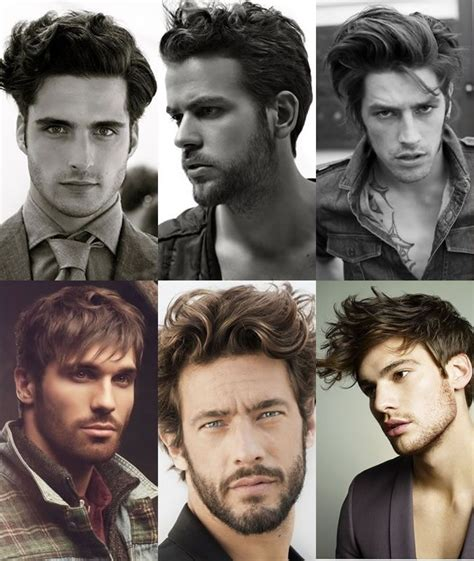 mens hairstyles while growing out hair 17 best images about macho hair on pinterest ryan