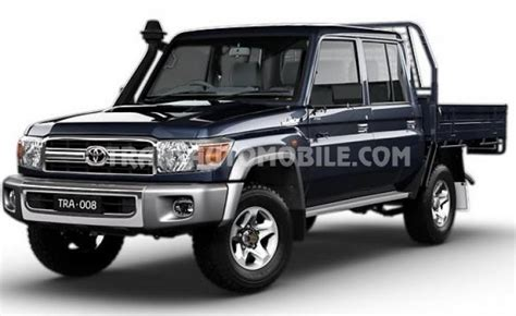land cruiser pickup v8 toyota land cruiser 79 pick up double cabine brand new