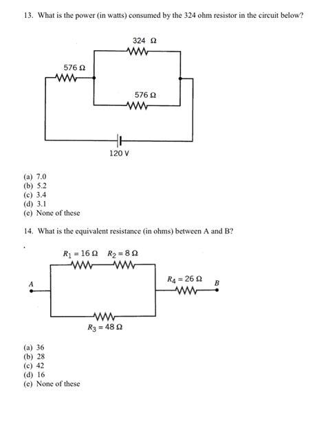 power consumed by resistors in series 28 images 2 resistors in parallel 2 free engine image
