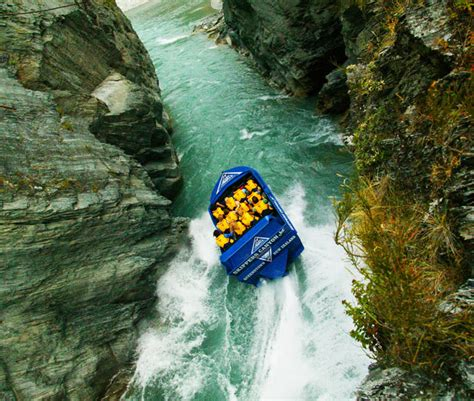 grand canyon jet boat skippers canyon jet boat and scenic tours queenstown