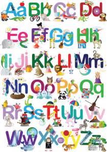 eldridge murray illustration design alphabet poster