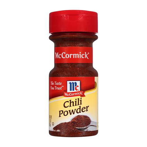 Mccormick Chili Powder Blend Mc Cormick Bumbu Bubuk Cabai Cabe mccormick 174 chili powder mccormick