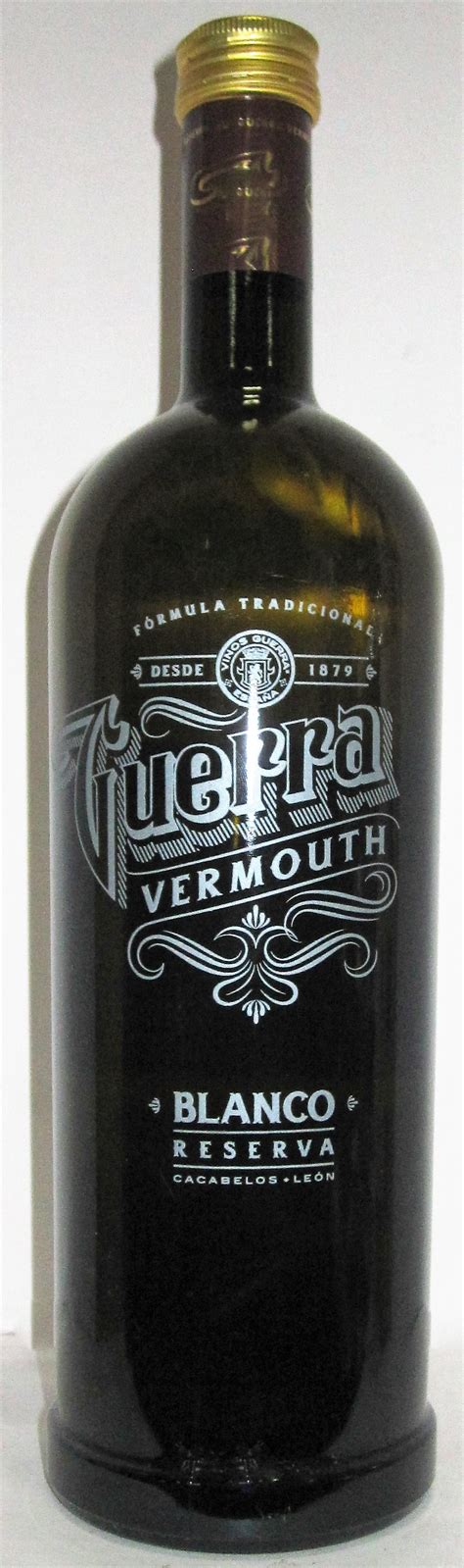 dry vermouth color guerra quot formula tradicional quot reserva blanco vermouth the