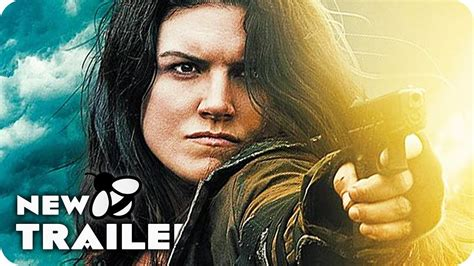 film action 2018 scorched earth trailer 2018 gina carano action movie