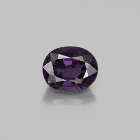 Violet Zircon 10 15 Ct violet spinel 1 1ct oval from tanzania and