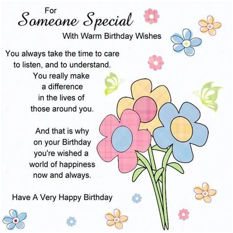 How To Wish Someone Happy Birthday 40 Someone Special Birthday Wishes Photos Ecards Picsmine