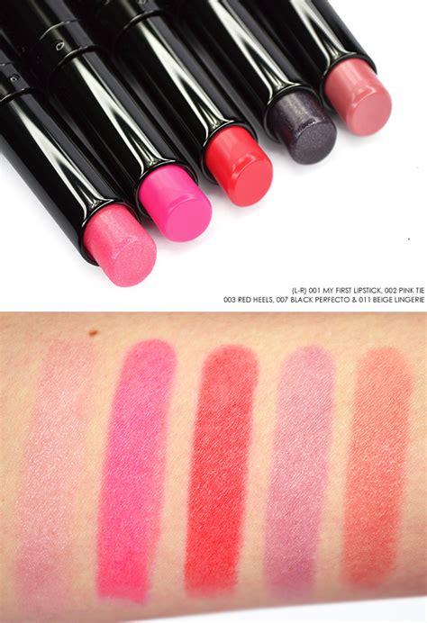 Guerlain La Robe Lipstick Trendy Pop Shades Series 2 guerlain la robe review escentual s buzz