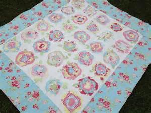 spun sugar quilts roses