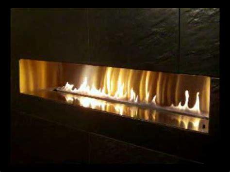 fire wave 1500mm fire ribbon open flame frameless