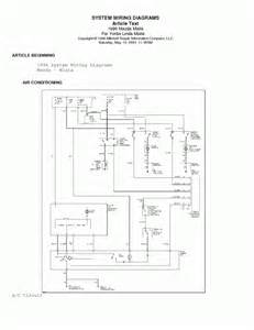 pdf ebook 1996 mazda miata system wiring diagrams