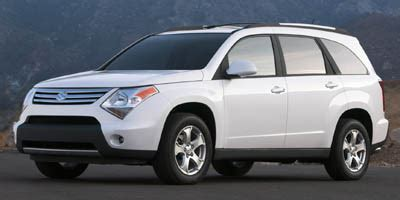 2007 Suzuki Xl7 Review 2007 Suzuki Xl7 Review Ratings Specs Prices And Photos