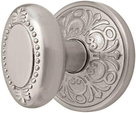 decor cool brushed nickel door knobs for furniture