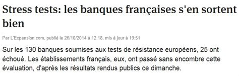 stress test bce les stress tests de la bce les econoclastes