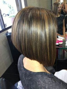 medium length hairstyles where layers hit occipital bone a line bob shoulder length to my collar bone in front and