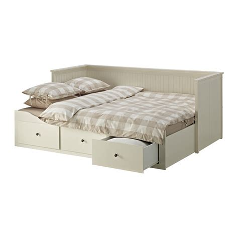 Day Bed Frame Ikea Hemnes Day Bed Frame With 3 Drawers