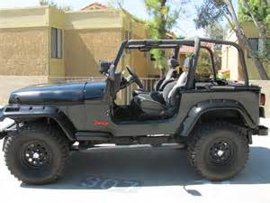 Pictures Of Jeep Wranglers Black Customized Jeep Wranglers Image 46